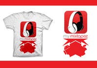 Contest Entry #20 for Design a T-Shirt for My mixtapez
