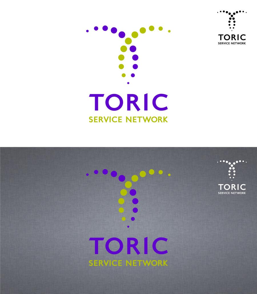 #18 for Design a Logo for Toric Service Network by HallidayBooks