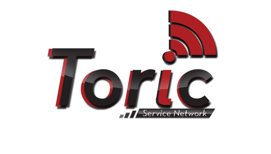 #24 for Design a Logo for Toric Service Network by Blood3p