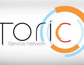 #25 for Design a Logo for Toric Service Network by Blood3p