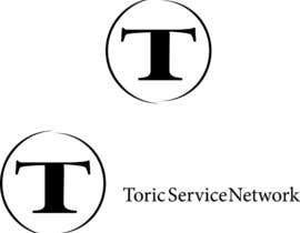 #32 for Design a Logo for Toric Service Network by copypaste238