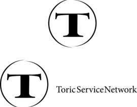 #32 para Design a Logo for Toric Service Network por copypaste238