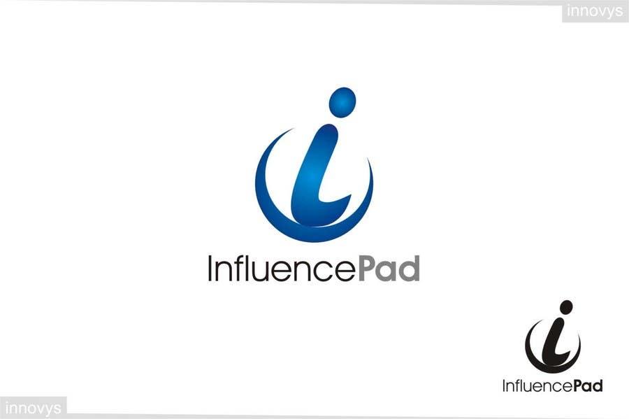 Penyertaan Peraduan #290 untuk Logo Design for InfluencePad
