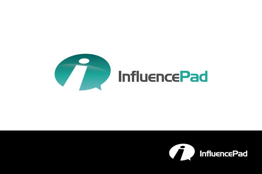 Penyertaan Peraduan #346 untuk Logo Design for InfluencePad