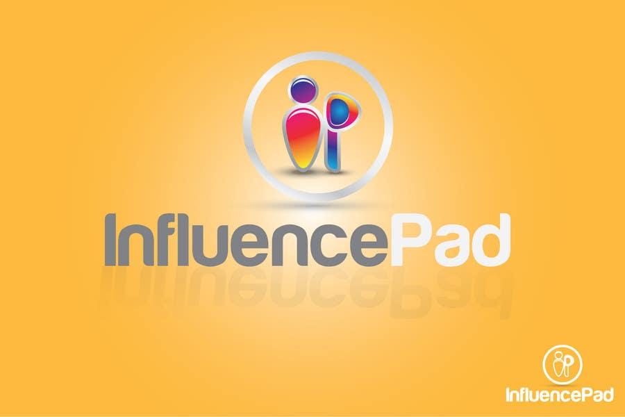 Конкурсная заявка №72 для Logo Design for InfluencePad