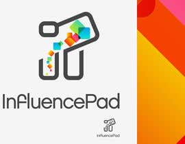 nº 146 pour Logo Design for InfluencePad par bombingbastards