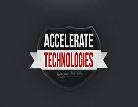 #185 for Design a Logo for Accelerate Technologies by ikaktus