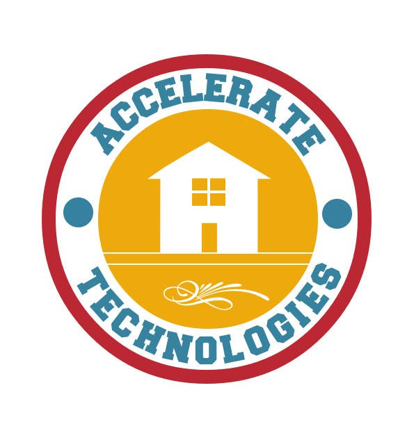 Penyertaan Peraduan #175 untuk Design a Logo for Accelerate Technologies