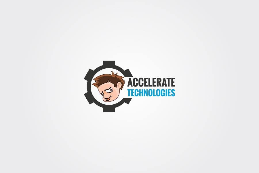 Penyertaan Peraduan #24 untuk Design a Logo for Accelerate Technologies