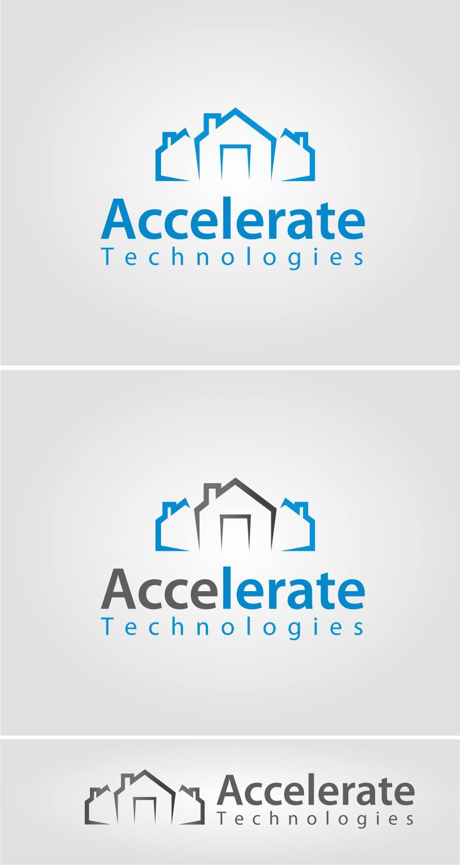 Penyertaan Peraduan #82 untuk Design a Logo for Accelerate Technologies