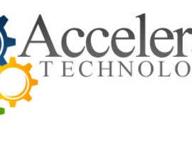 #55 for Design a Logo for Accelerate Technologies by mcpop