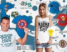 r35hin tarafından Design a Flyer for a online shop için no 9