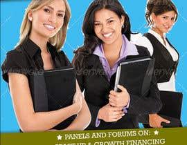 achinsk tarafından Women's Conference Event Flyer için no 4