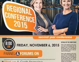 majasdigital tarafından Women's Conference Event Flyer için no 7