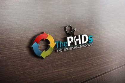 #52 untuk Design a Logo - The Process Health Doctor's (ThePHDs.com) oleh OcaDim