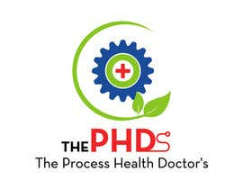 #54 for Design a Logo - The Process Health Doctor's (ThePHDs.com) by petersamajay