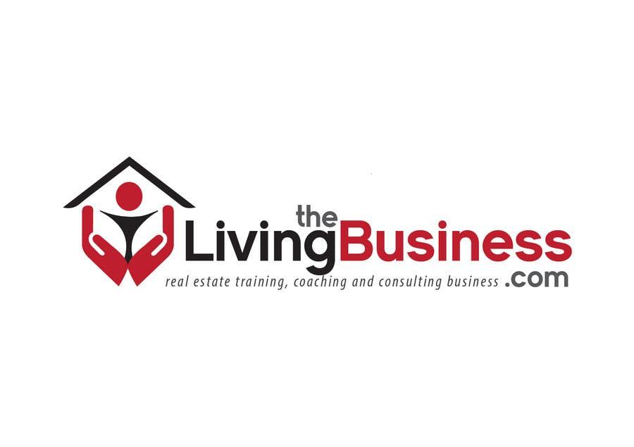 #26 for Design a Logo for LivingtheBusiness.com a real estate training, consulting and coaching company by inspirativ