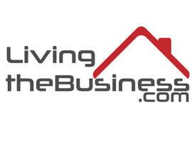 Nro 1 kilpailuun Design a Logo for LivingtheBusiness.com a real estate training, consulting and coaching company käyttäjältä rogeriolmarcos