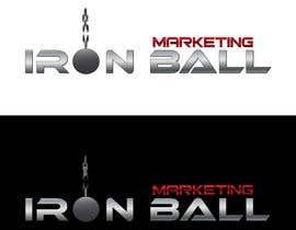 #47 untuk Design a Logo for  Iron Ball  Marketing oleh vasked71