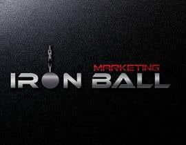 #49 untuk Design a Logo for  Iron Ball  Marketing oleh vasked71