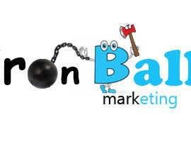 #84 untuk Design a Logo for  Iron Ball  Marketing oleh Designer9240