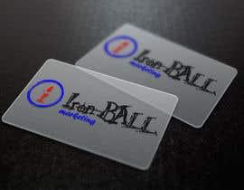 #140 untuk Design a Logo for  Iron Ball  Marketing oleh fantis77
