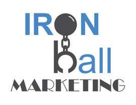 #149 untuk Design a Logo for  Iron Ball  Marketing oleh aisperth