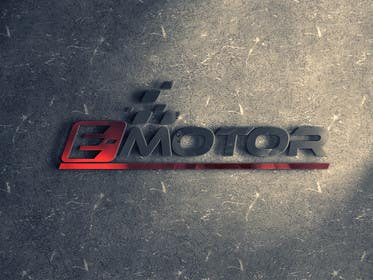 johanfcb0690 tarafından Design a Logo for E-MOTOR için no 28