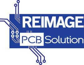 #34 untuk Design a Logo for Reimage PCB solutions oleh KonstantinosArg