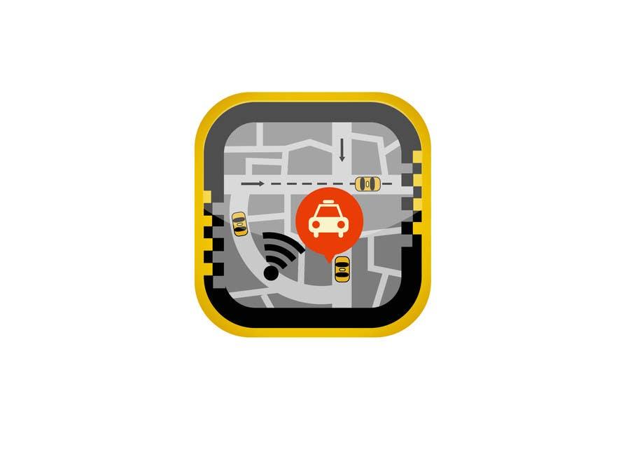 Bài tham dự cuộc thi #61 cho Design a Logo for a taxi search app