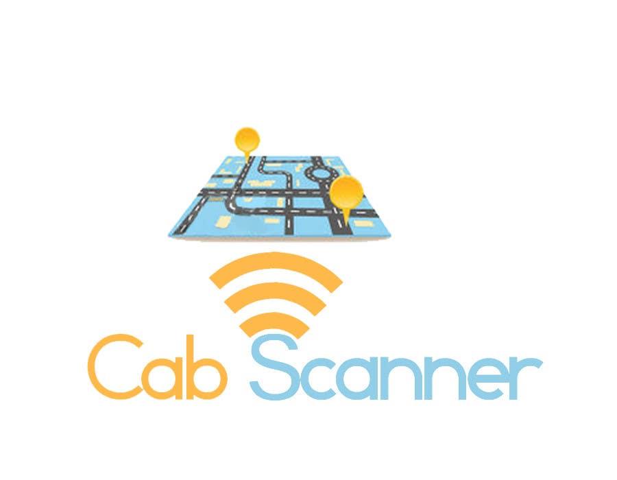 Bài tham dự cuộc thi #34 cho Design a Logo for a taxi search app