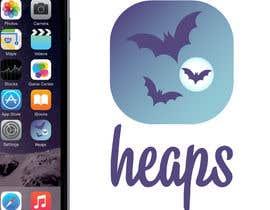 """dilpora tarafından Logo for the app """"Heaps"""" için no 88"""