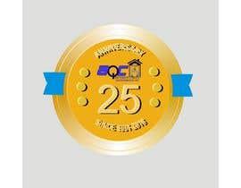#10 untuk 25th Anniversary Decal oleh mantumalakar10