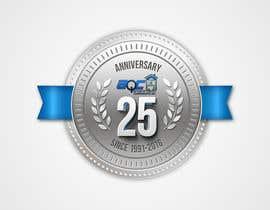 #2 untuk 25th Anniversary Decal oleh gfxalex12