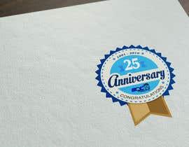 #12 untuk 25th Anniversary Decal oleh tullymoazz