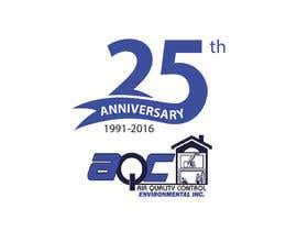 #4 untuk 25th Anniversary Decal oleh tazbir00007