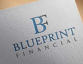 reazapple tarafından Design a Logo for Blueprint Financial için no 80