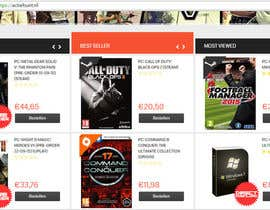 #3 untuk Design some Icons for a game webshop oleh Aboosh
