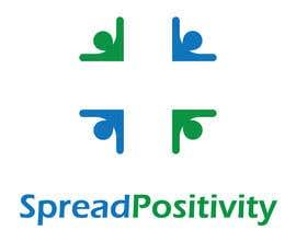 monart4d tarafından New logo for Spread Positivity için no 170