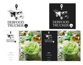 #13 untuk Design eines Logos for derfoodtrucker.de oleh hatimou