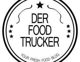 #6 untuk Design eines Logos for derfoodtrucker.de oleh Meloric