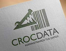 #67 for Logo for CrocDATA a website for barcodes by dreamer509
