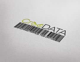 #53 untuk Logo for CrocDATA a website for barcodes oleh AalianShaz