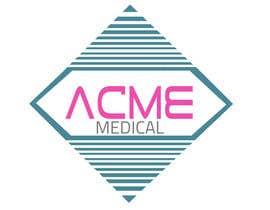 ErchaLV tarafından Design a logo for medial supplier company için no 10