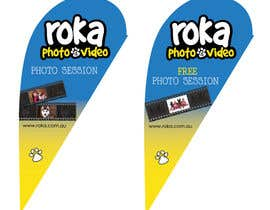 nº 18 pour Graphic Design for Roka photo & Video par KCale