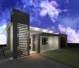 Front Porch Design için 3D Rendering26 No.lu Yarışma Girdisi