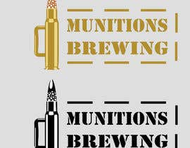 #17 для Munitions Brewing Logo Contest от Bugbeeb