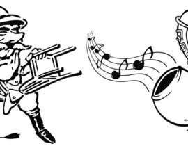 #5 untuk Design a Logo for The Lion Tamer's Guide to Playing the Saxophone oleh rollybcervantes