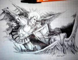 soput tarafından Michael the Arch Angel Tattoo için no 5