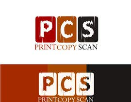 #65 para Design a Logo for Print Copy Scan por rakeshsingh75